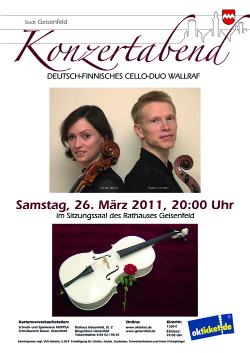 Cello-Duo-Wallraf