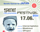 Benefiz-Openair für JAPAN