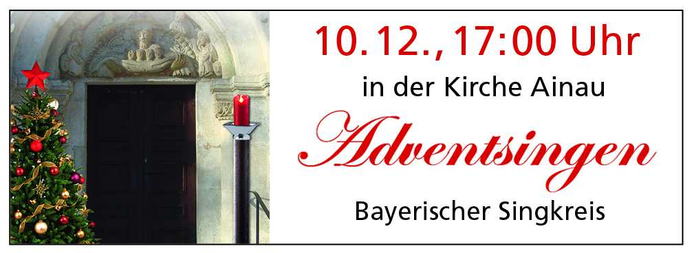 Adventssingen 2017