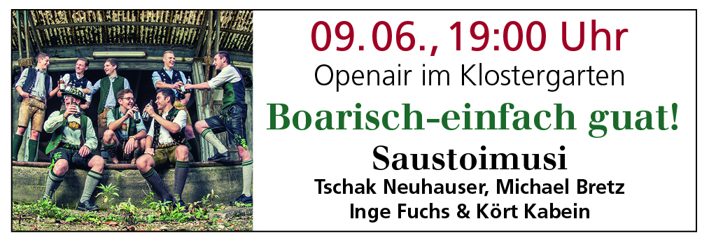 Boarisch Open Air