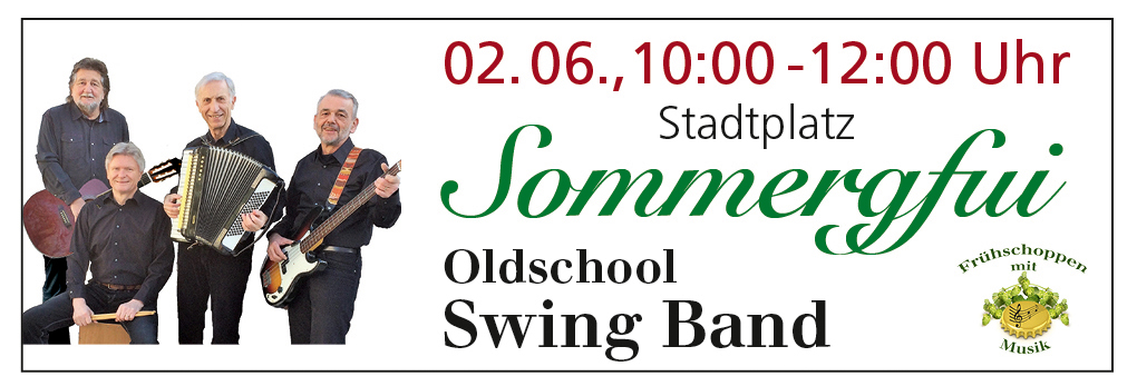 Oldschool Swing Band