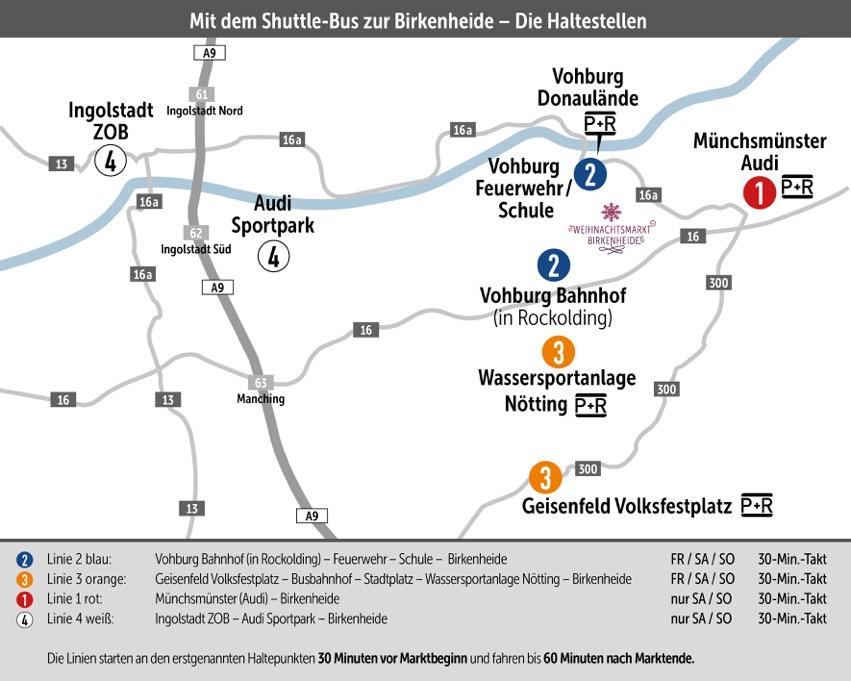 Stadt und VGem Geisenfeld - Weihnachtszauber Birkenheide